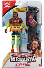Ricochet WWE wrekkin figura de acción con escaleras de entrada-totalmente Nuevo