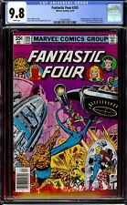 Fantastic Four #205..CGC 9.8 NM/M..First full appearance of the Nova Corps