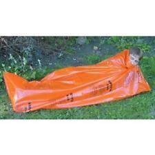 Highlander Bivi/ Bivvy Survival Bag - Orange - Single