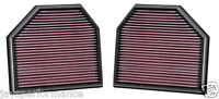 K&N SPORTS PERFORMANCE AIR FILTER TO FIT M2/M3/M4/M5/M6 3.0/4.4 V8