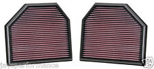 K&N SPORTS AIR FILTER TO FIT M5/M6 (F10/F06) 4.4 TURBO 2011 - 2015