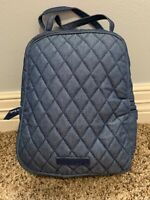 Vera Bradley Moonlight Navy Lunch Bunch Insulated Bag Tote with Tag