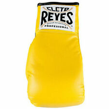 Cleto Reyes Standard 28cm Collectible Autograph Boxing Glove - Yellow