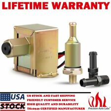 12V 2.5-4PSI Standard Facet Universal Electric Fuel Pump Metal Gas Petrol Diesel