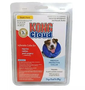 """KONG Cloud Protective Collar for Dogs - Size Small for 7-12"""" Neck"""