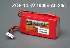 ZOP potencia 14.8 V 1000 mAh 25 C batería Lipo