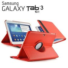 "FUNDA GIRATORIA 360º TABLET SAMSUNG GALAXY TAB 3 10.1"" P5200 - ROJO"