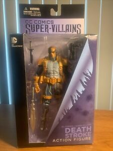 DC Collectibles Super-Villains Deathstroke Figure