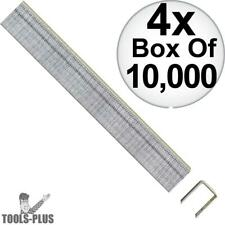 "Porter-Cable Pus38G Box of 10,000 3/8"" x 3/8"" 22 Gauge Upholstery Staples 4x New"