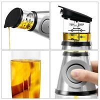 Olivenöl Flasche Drücken Für Küche 500ml Messspender Utensilien