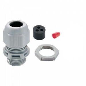 Wiska TKE/P40 IP68 Plastic Tails Gland Kit c/w Insert & Locknut -40mm