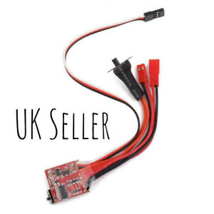 30A Brushed ESC*Electronic Speed Controller*WPL*MN90*Car*Truck*Boat*UK Seller.
