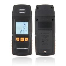 LCD  Digital Carbon Monoxide Handheld Meter CO Gas Tester Detector Meter F5