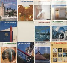 Architectural Review 1990.  11 issues.