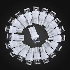 20X T10 Car Auto Side Wedge Light White LED 194 168 158 W5W 501 Lamp Bulb 12V