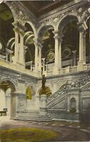 Washington, DC  - Library of Congress - Colonnade / Grand Hall - ARCHITECTURE