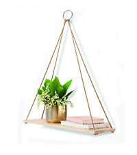 Hanging Wall Shelf - Shelving - Contemporary Style Home Decor
