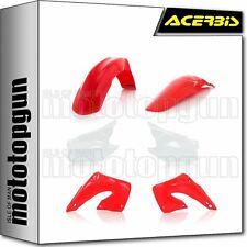 ACERBIS 0007579 PLASTICS KIT BLAU HONDA CR 250 R 2T 2000 00 2001 01