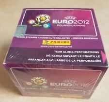 PANINI UEFA EM 2012 Poland-Ukraine - Stickerbox mit 50 Tüten (7 Sticker/ Tüte)