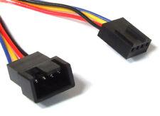 4-Pin Fan Extension puissance Câble Interne PC Ventilateur Électrique 25cm