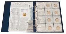 Raccoglitore per moneta DOLLAR DOLLARO USA con inserti