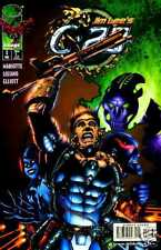 C-23 # 8 Richard Corben Cover VF (Image, 1998) original Comic Book