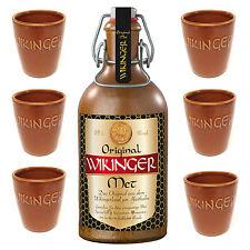 Wikinger MET Honigwein 0 5l Im Tonkrug
