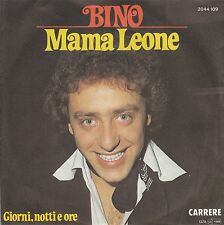 "BINO-Mama Leone * 7"" * Single * RAR"