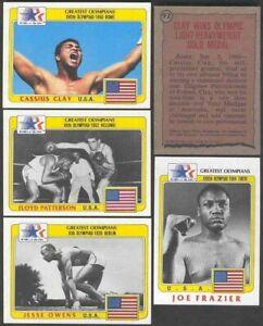 Jesse Owens #49 1984 Topps Olympians