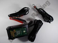 Battery Tender Junior 800 mA Enchufe De Pared Cargador De Motocicleta De Litio De Plomo Ácido &
