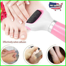 Electric Foot File pedicure machine callus remover for heels feet dead skin Foot