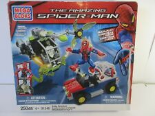 Mega Bloks Marvel Super Heroes THE AMAZING SPIDER-MAN (New & Sealed)