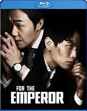 FOR THE EMPEROR (Lee Min-Ki) - BLU RAY - Region Free - Sealed