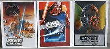 LEGO Star Wars 5006254 Empire Strikes Back 3 X 40TH Anniversary Cards