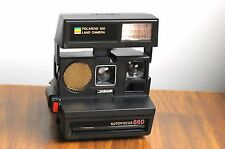 POLAROID AutoFocus 660   LAND Instant Film Camera   - Working/Tested/Please Read