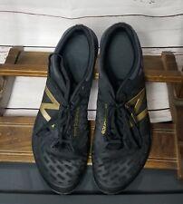 New Balance Minimus Light Weight Vibram Trail Running Shoes Black Men's Size 14