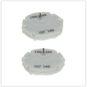 2Pcs X27 168 Gauge Repair Instrument Cluster Stepper For Chevy Speedometer