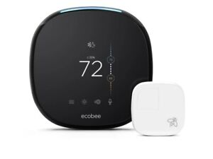 Ecobee4 Pro Programmable Thermostat EB-STATE4P-01