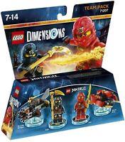 LEGO Dimensions Ninjago Team Pack 71207 Original UK Release
