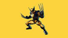 "MARVEL UNCANNY X-MEN MOVIE COMIC BOOK WOLVERINE  (2.5"" X 3.5"" FRIDGE MAGNET) #11"