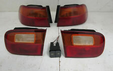 EDM Honda Civic taillights rear fog EG EG9 Ferio Sedan coupe Sir Si Vti JDM EJ