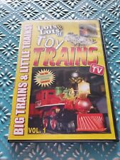 Lots & Lots Of Trains Vol. 1 DVD - Used Like New