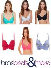 Lepel Fiore Padded Push Up Bra 93200 Various Colours BNWT