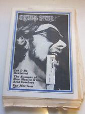Rolling Stone 62 '70  Beatles Let it Be  Van Morrison