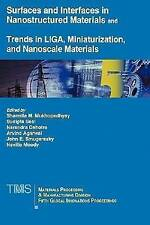 Surfaces and Interfaces in Nanostructured Materials and Trends in LIGA, Miniatur
