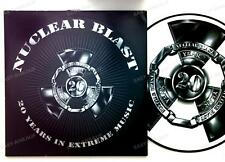 Nuclear Blast - 20 Years In Extreme Music GER 2LP 2007 Double-Picture-Disc! /3