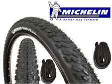 2 pneus VTT + 2 chambres à air MICHELIN Country Dry 2 vélo 26 x 2.00 MTB NEUF