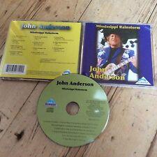 Mississippi Rainstorn- John Anderson CD