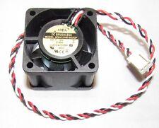 ADDA 4028 40X40X28MM DC BRUSHLESS CHASSIS FAN AD0412HB-B53GP W/4PIN - NEW