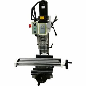 Brand New Chester Conquest Metalworking Milling Machine Mill